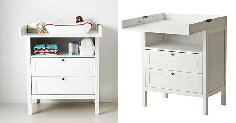 Remarkable Ikea Issues Safety Warning For Sundvik Change Table Drawers Download Free Architecture Designs Intelgarnamadebymaigaardcom